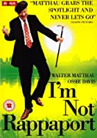 I'm Not Rappaport [DVD] [Import]