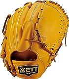 ZETT(ゼット) 野球 軟式 ピッチャー グラブ(グローブ) ネオステイタス (左手用) BRGB31711 オークブラウン