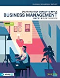 Cover of Key Concepts in VCE Business Management Units 1&2 5E eBooKPLUS & Print + StudyON VCE Business Management Units 1&2 (Book Code)
