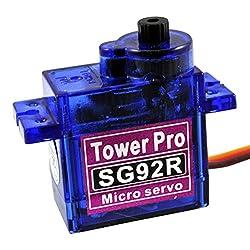 マイクロサーボ SG92R (1個)