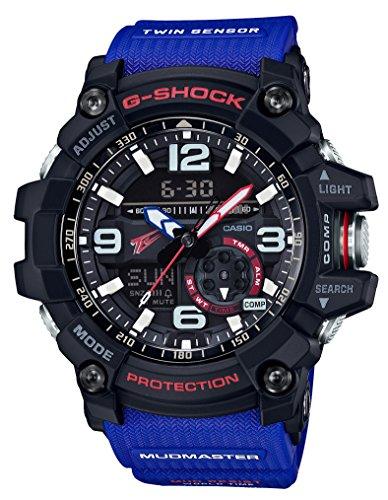 [カシオ] 腕時計 ジーショック MUDMASTER TEAM LAND CRUISER TOYOTA AUTO BODY コラボレーションモデル GG-1000TLC-1AJR メンズ