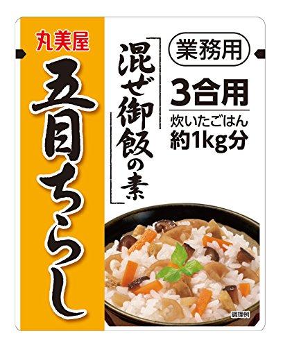 丸美屋 混ぜご飯の素 五目ちらし 145g×2袋