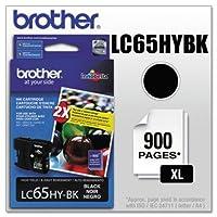 ( 3パック値バンドル) brtlc65hybk lc65hybk ( lc-65hybk )大容量インク、900page-yield、ブラック