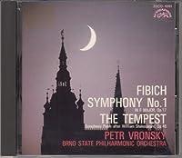"""フィビヒ""""交響曲NO-1"""" ヴロンスキー"""