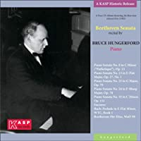 Pianist Bruce Hungerford Plays a Live Beethoven So by Bruce Hungerford (2013-12-06)