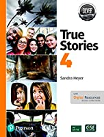 Even More True Stories Student Book with Essential Online Resources Level 4, Silver Edition (4th Edition)