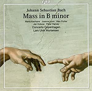 J.S.バッハ:ミサ曲 ロ短調 BWV232[SACD-Hybrid, 2Discs]