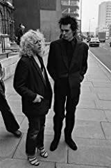 Sid Vicious and Nancy Spungen – B & Wフォトアートプリント 15