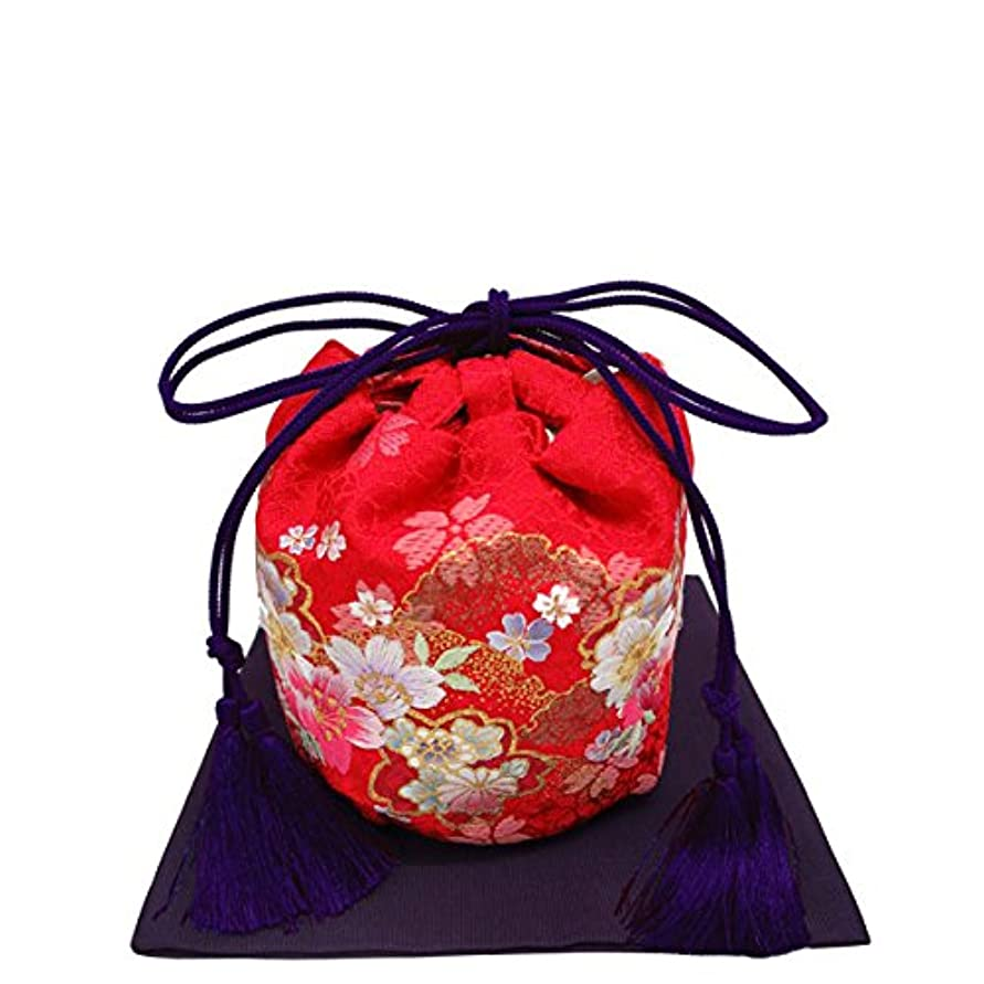 ムス斧瞑想言寿(ことほぎ)袋 (言寿(ことほぎ)袋 桜)