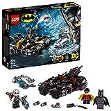 レゴ(LEGO) スーパー・ヒーローズ  ミスター・フリーズ(TM)と バットサイクルバトル 76118 ブロック おもちゃ 男の子
