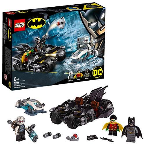 レゴ(LEGO) スーパー・ヒーローズ ミスター・フリーズ(TM)と バッ...