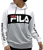 フィラ FILA(フィラ) パーカー 切替え ブランド ロゴ メンズ