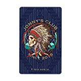 ダーツ アクセサリ JONNYS CLUB DARTSLIVE CARD