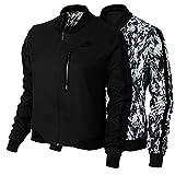 NIKE ジャケット NikeレディースリバーシブルWoven Bomber TP Jacket Extra Largeブラック