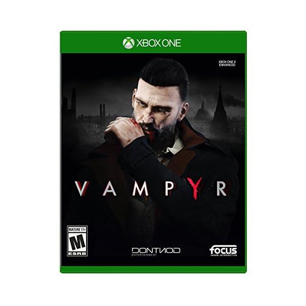 Vampyr (輸入版:北米) - XboxOneの紹介画像3