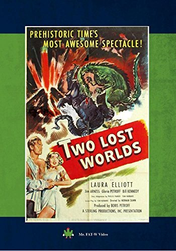 Two Lost Worlds by James Arness