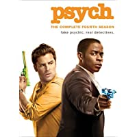 Psych: Complete Fourth Season