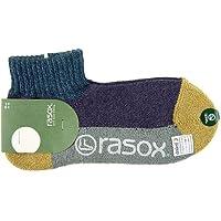 ラソックス rasox スポーツ ロウ レディース メンズ 靴下 #SP051AN20 【10P06Aug16】スニーカーソックス 夏