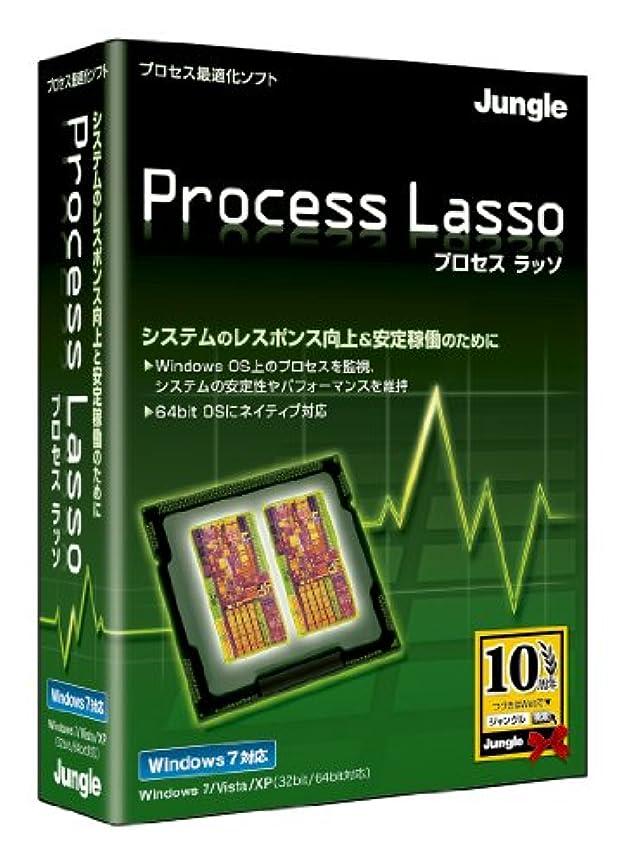 宇宙のスラダムシンカンProcess Lasso