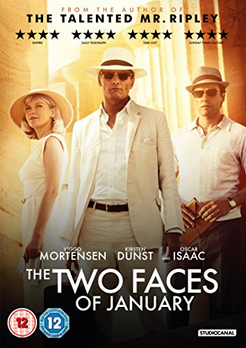 The Two Faces of January [Region 2]