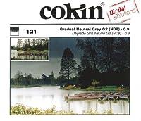 Cokin Gradual Grey G2 (ND8) A121 Square Filter