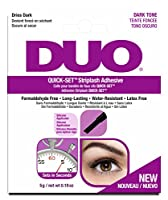 DUO Quick Set Adhesive - Dark Tone - 5g / 0.18 oz