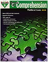 "Newmark Learning NL1303 Common Core Comprehension Reproducible Book,Grade 6,0.38"" Height,8.5"" Width,11"" Length [並行輸入品]"