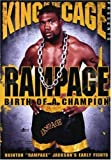 King of the Cage: Kotc - Rampage Birth of Champion [DVD] [Import]