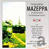 Mazeppa (in italienischer Sprache)