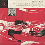 ラヴェル:道化師の朝の歌,マ・メール・ロワ,パヴァーヌ,スペイン狂詩曲