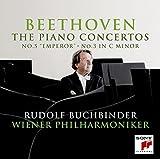 ベートーヴェン:ピアノ協奏曲第5番「皇帝」&第3番(日本独自企画盤)