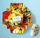 【父の日プレゼント】キリン一番搾り生ビール フラワーデザインギフト 350ml×4本
