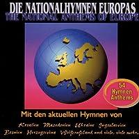 Nationalhymnen Europas