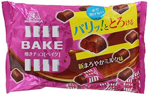 森永製菓 ベイク<ショコラ>大袋 105g