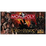 Lord of the Rings Monopoly [並行輸入品]