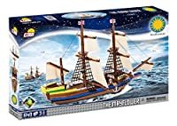 COBI 21077 The Mayflower Construction Toy