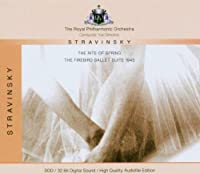 Stravinsky: The Rite of Spring / The Firebird Ballet Suite 1945
