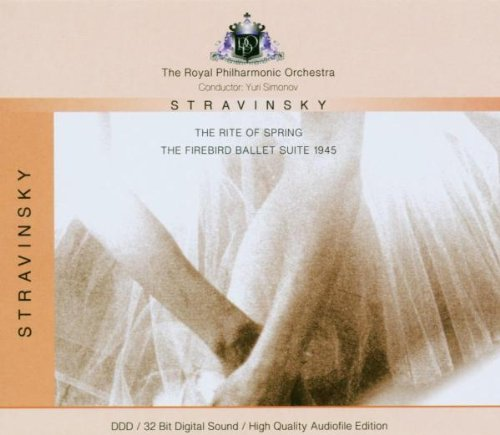 Stravinsky: The Rite of Spring / The Firebird Ballet Suite 1945