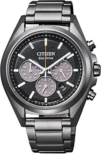 [シチズン]CITIZEN 腕時計 ATTESA アテッサ Eco-Drive エコ・ドライブ クロノグラフ CA4394-54E メンズ