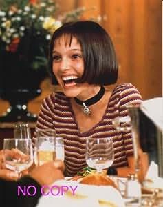 大きな写真「レオン」はじける笑顔のナタリー・ポートマン