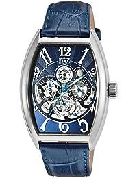 [ゾンネ]SONNE 腕時計 SONNE×HAORI PRODUCED ネイビー文字盤 自動巻 H015SS-NV メンズ