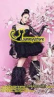 「ノーブランド品」安室奈美恵「namie amuro Final Tour 2018 ~Finally~」のツアービジュアルタイプ コスプレ衣装