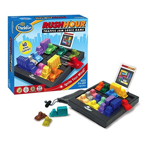 シンクファン (ThinkFun) ラッシュアワー (Rush Hour) [正規輸入品] パズルゲーム