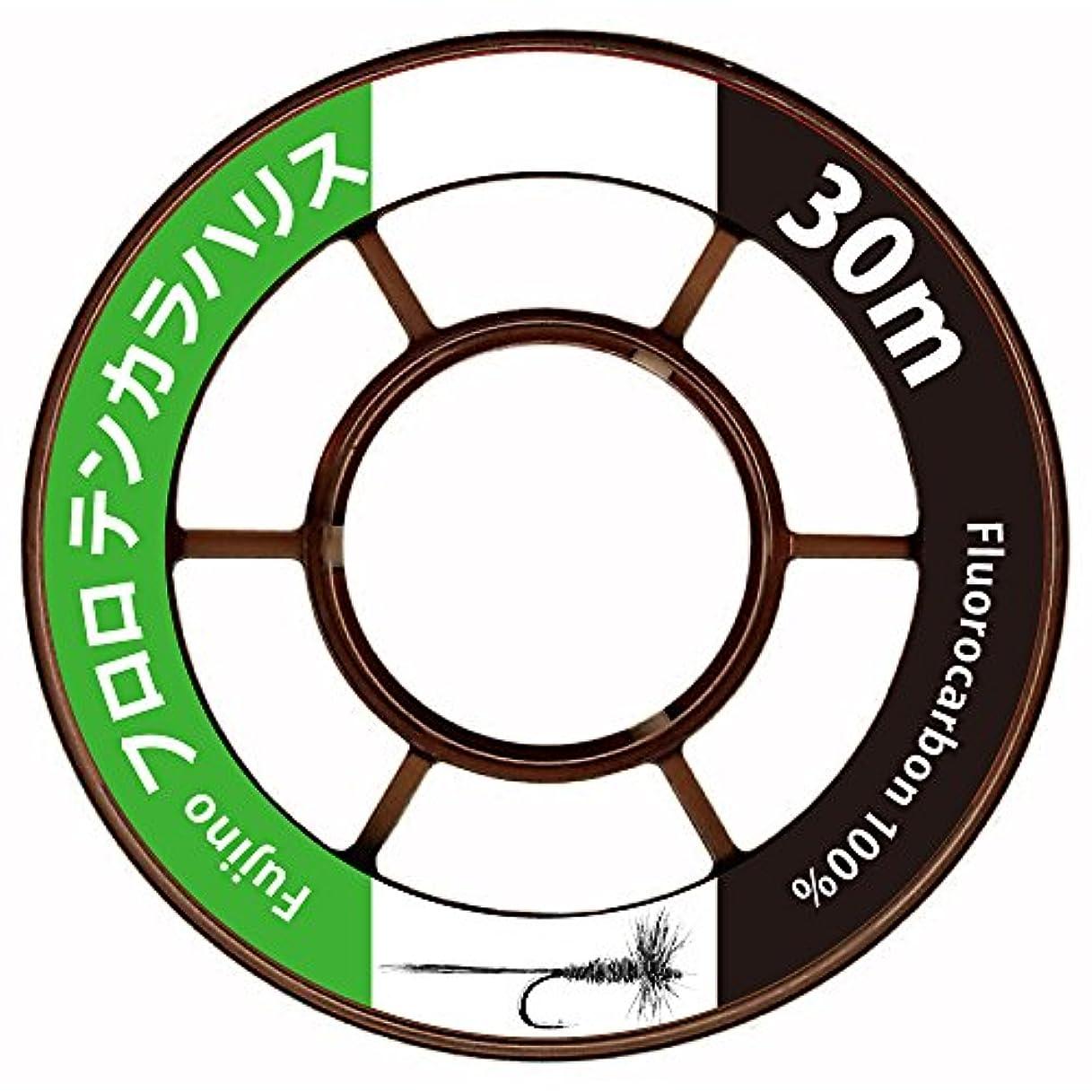 接ぎ木トランスミッション直接Fujino(フジノ) ライン フロロテンカラハリス 0.5号