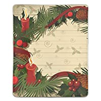 デザイン マウスパッド 滑り止め クリスマスの飾り