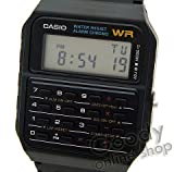 CASIO DATA BANK (カシオ データバンク) CA-53W-1ZD/CA53W-1ZD CALCULATOR(カリキュレーター) 計算機/電卓 キッズ・子供 かわいい! メンズウォッチ チープカシオ 腕時計 [並行輸入品]
