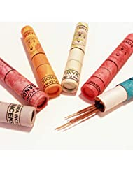 高級インド雑貨カオス ナチュラル インセンス スティックタイプ 40本入 お香立てつき (オピウム)