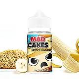 51vUCcIK cL. SL160 - 【リキッド】MAD CAKES(マッドケーキス)「STRAWBERRY CHEESECAKE(ストロベリーチーズケーキ)」「NUTTY BANANA(ナッティバナナ)」リキッドレビュー!100ml大容量&あンま~いケーキリキッド。