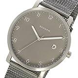 スカーゲン SKAGEN ハーゲン HAGEN クオーツ メンズ 腕時計 SKW6307 グレー