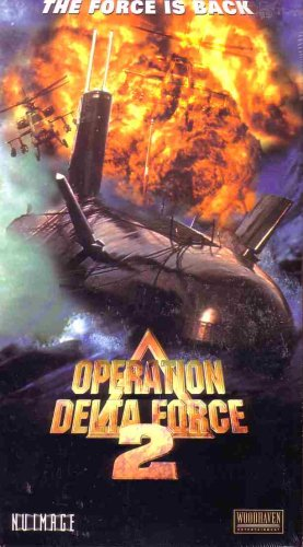 Operation Delta Force 2 [VHS] [Import]